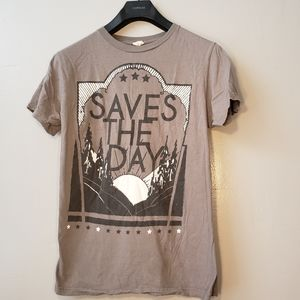 Saves The Day tee